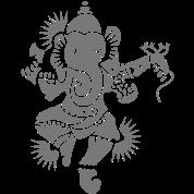 Elefanten Gott Ganesha