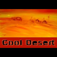 Cool Desert Sahara Motiv