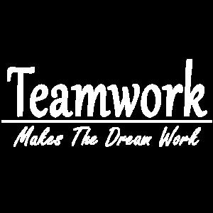 Teamwork makes the Dream work - Geschenkidee