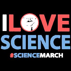 Wissenschaft März Shirt