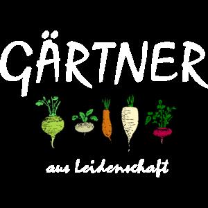 Gärtner aus Leidenschaft