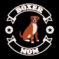Boxer Mama - Geschenk für Hundebesitzerinnen