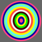 Formen, Kreise, Kreativ