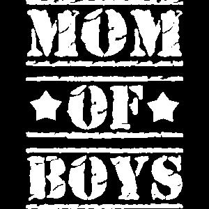 Mutter Sohn Söhne Mama Muttertag Mom of Boys