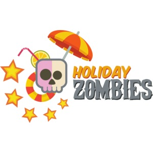 Holiday Zombies Logo