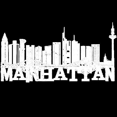 Mainhattan FFM - Frankfurt - skyline,frankfurt t-shirt,frankfurt skyline,frankfurt shirt,Mainhattan T-Shirt,Mainhattan Skyline,Mainhattan Shirt,Mainhattan,Frankfurt am Main,Frankfurt