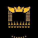 84 Bräutigam Begleit-Service Bier Krone Flügel