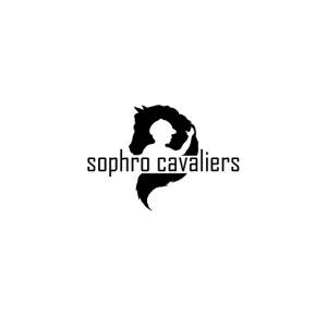sophro cavaliers logo noir NEW PROPRE png