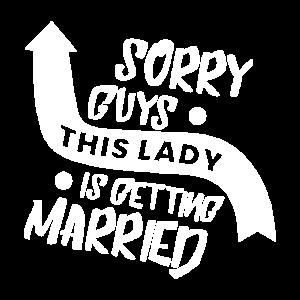 Hochzeit - zukünftige Braut