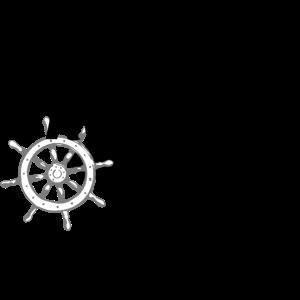 Kaptain - Mein Boot meine Regeln - Kapitän Shirt
