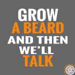 Grow a beard, then.....