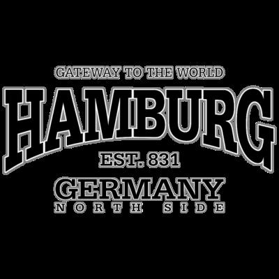 Hamburg (black) - Hamburg - Gateway To The World - north,germany,deutschland,altona,Wandsbek,Stadtstaat,St. Pauli,St  Pauli,Schiffe,Reeperbahn,North,Norden,Meer,Medien,Harburg,Hansestadt,Hamburg,Hafen,HH,Germany,Elbe,Eimsbüttel,Deutschland,Bezirk,Bergedorf,Altona,Alster,2000,040