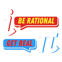 Get Real Be Rational Pi Science Mathe Shirt