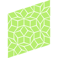 Penrose Gitter