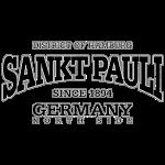 Sankt Pauli (black oldstyle)