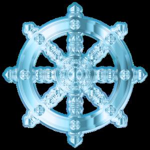 Dharma eisblau
