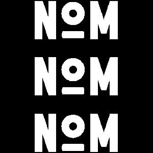 NAME NAME NAME - weiß
