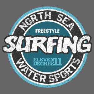 Mer du Nord Surf (à l'ancienne)