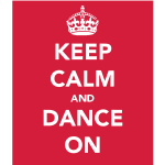 keepcalmdanceon