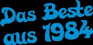 Jahrgang 1980 Geburtstagsshirt: das beste aus 1984