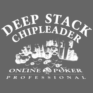 Poker Deepstack (hvid)