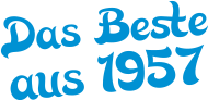 Jahrgang 1950 Geburtstagsshirt: das beste aus 1957