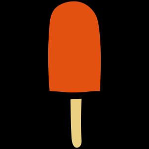 T-Shirt mit Illustration einer Eiscreme