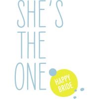 She's the one - Happy Bride