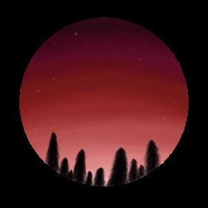 Rote Nacht