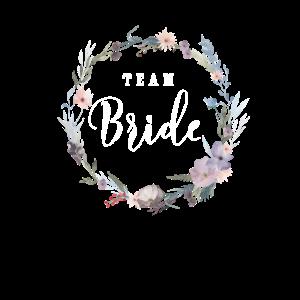 Team Bride JGA Junggesellinnenabschied Party