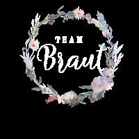 Team Braut JGA Junggesellinnen Abschied Party Girl