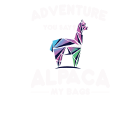 Süßes Alpaka Abenteuer Reise Urlaub shirt Geschenk