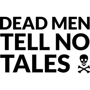 Dead Men Tell No Tales (dark)