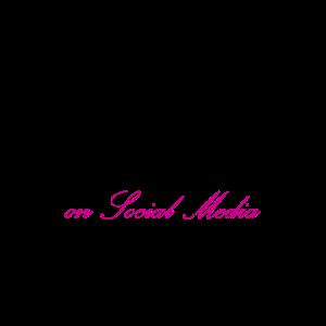 follow me on social media