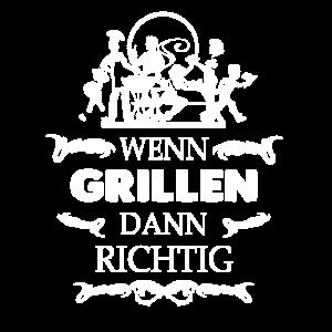 RICHTIG GRILLEN
