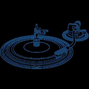 Beckendeck (blau)