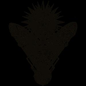 Stag Beetle - Einfarbig