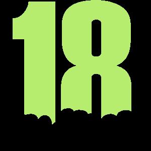 18 Endlich