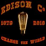 Edison Co. Vintage