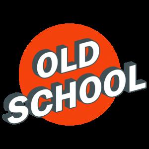 Old School Vintage Logo