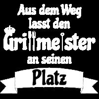 Grillmeister - Grill Tshirts