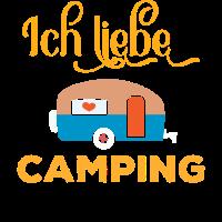 Ich liebe Camping