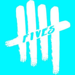 fives white 2