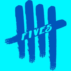 fives blue