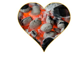 I love BBQ - Barbecue T-Shirt for Grillmasters