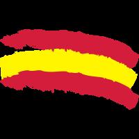 Streifen Spanien