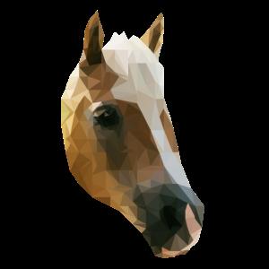 Pferd LowPoly