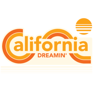 CALIFORNIA DREAMIN T-Shirts