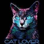 CAT LOVER MULTICOLOR