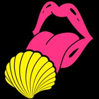 Leckmuschel original - small lick club